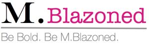 M. Blazoned